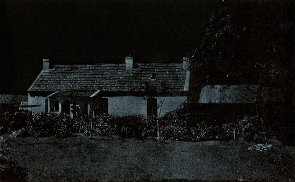 Portrait of a Cottage